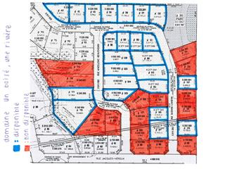 Lot for sale in Shawinigan, Mauricie, Rue  Suzanne-Langevin, 16155562 - Centris.ca
