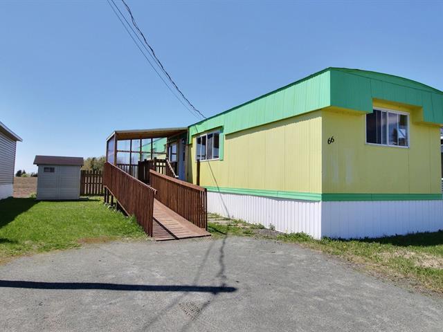 Mobile home for sale in Notre-Dame-du-Portage, Bas-Saint-Laurent, 66, Rue du Parc-de-l'Amitié, 21353368 - Centris.ca