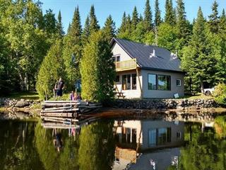 Cottage for sale in Saint-Guillaume-Nord, Lanaudière, 1, Lac Sylvestre, 17530619 - Centris.ca