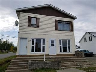 Duplex for sale in Barraute, Abitibi-Témiscamingue, 521 - 525, 1re Rue Ouest, 14187383 - Centris.ca