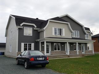 Quadruplex for sale in Saint-Célestin - Municipalité, Centre-du-Québec, 410 - 416, Rue  Ellyson, 23565421 - Centris.ca