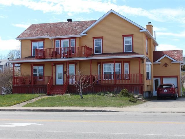 Maison à vendre à Les Escoumins, Côte-Nord, 291, Route  138, 17004513 - Centris.ca
