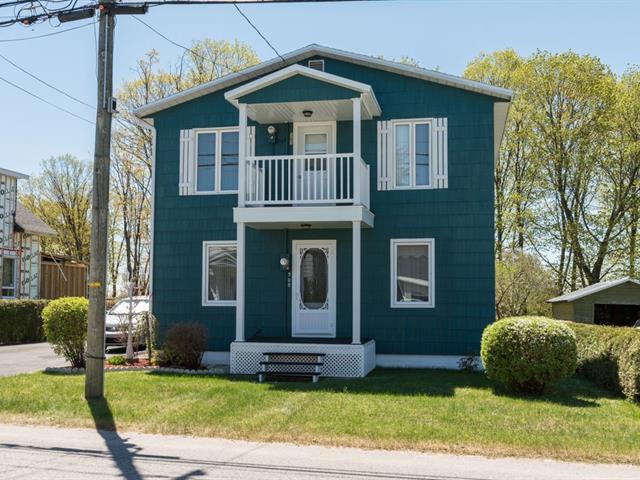 Duplex à vendre à Portneuf, Capitale-Nationale, 300 - 302, Rue  Notre-Dame, 24114165 - Centris.ca