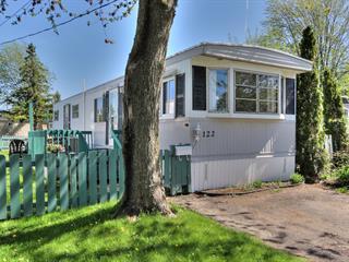 Maison mobile à vendre à Longueuil (Saint-Hubert), Montérégie, 3950, boulevard  Sir-Wilfrid-Laurier, app. 122, 9868039 - Centris.ca