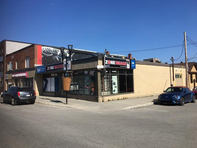 Commercial building for sale in Rouyn-Noranda, Abitibi-Témiscamingue, 50Z - 62Z, Rue  Gamble Ouest, 24833330 - Centris.ca