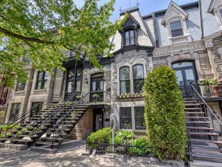 Maison à vendre à Montréal (Le Plateau-Mont-Royal), Montréal (Île), 551 - 551A, Rue  Cherrier, 15696395 - Centris.ca