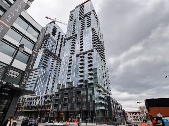 Condo / Apartment for rent in Montréal (Ville-Marie), Montréal (Island), 1450, boulevard  René-Lévesque Ouest, apt. 1207, 12610999 - Centris.ca