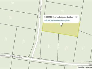 Lot for sale in Gore, Laurentides, Rue des Trilliums, 14869802 - Centris.ca
