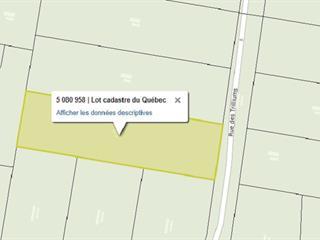 Lot for sale in Gore, Laurentides, Rue des Trilliums, 12203798 - Centris.ca