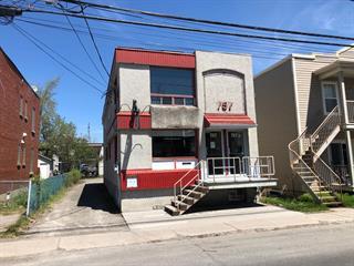 Quadruplex à vendre à Saint-Jérôme, Laurentides, 757 - 757A, Rue  Labelle, 20454561 - Centris.ca