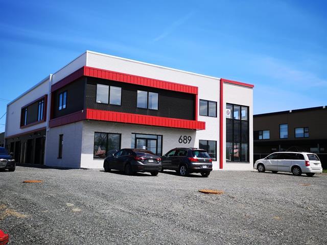 Local commercial à louer à Lévis (Desjardins), Chaudière-Appalaches, 689, Route du Président-Kennedy, 24481924 - Centris.ca