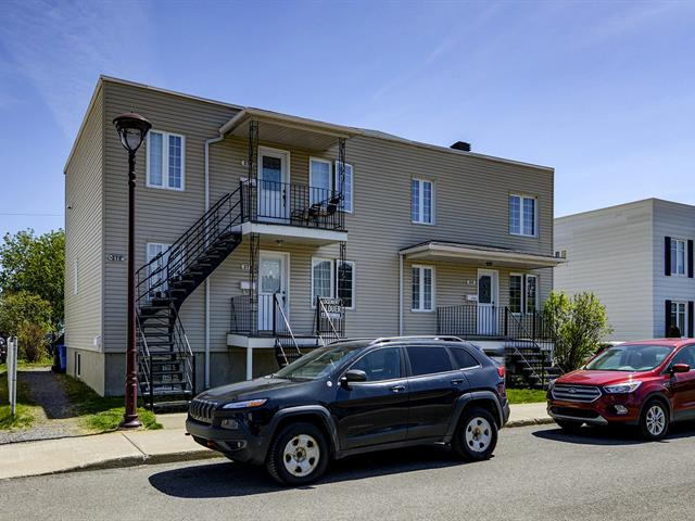Quadruplex à vendre à Québec (Les Rivières), Capitale-Nationale, 368 - 374, Avenue  Giguère, 16346732 - Centris.ca