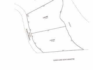 Lot for sale in Notre-Dame-du-Laus, Laurentides, Chemin  Caron, 27194344 - Centris.ca