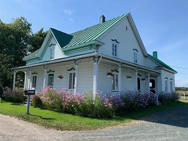 Hobby farm for sale in Bécancour, Centre-du-Québec, 20550Z, boulevard des Acadiens, 16169496 - Centris.ca