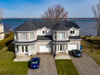 Duplex à vendre à Nicolet, Centre-du-Québec, 3615 - 3617, Chemin du Fleuve Est, 24190738 - Centris.ca