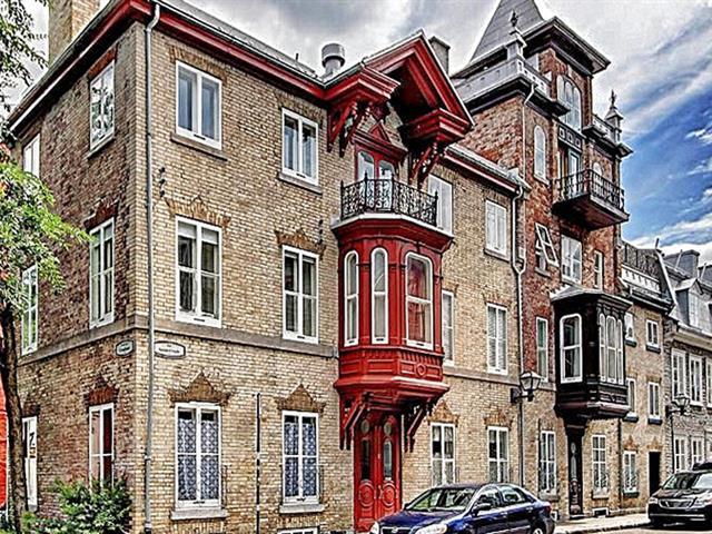 Condo / Appartement à louer à Québec (La Cité-Limoilou), Capitale-Nationale, 53, Rue  Sainte-Ursule, app. 10, 19490660 - Centris.ca
