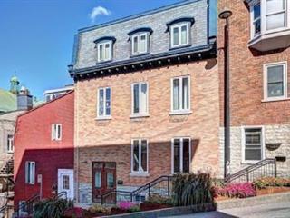 Condo for sale in Québec (La Cité-Limoilou), Capitale-Nationale, 845, Rue de Claire-Fontaine, 15582536 - Centris.ca