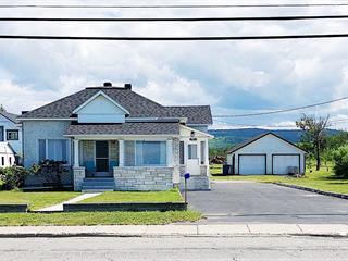 House for sale in Cap-Chat, Gaspésie/Îles-de-la-Madeleine, 74, Rue  Notre-Dame Est, 18609613 - Centris.ca