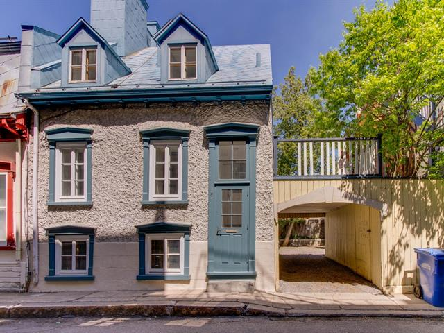 House for rent in Québec (La Cité-Limoilou), Capitale-Nationale, 8, Rue  Garneau, 23605572 - Centris.ca