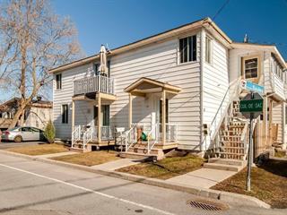 Quadruplex à vendre à Les Coteaux, Montérégie, 120 - 124, Rue  Principale, 16017901 - Centris.ca