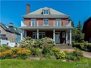 Maison à vendre à Montréal (Lachine), Montréal (Île), 3760, boulevard  Saint-Joseph, 15960548 - Centris.ca