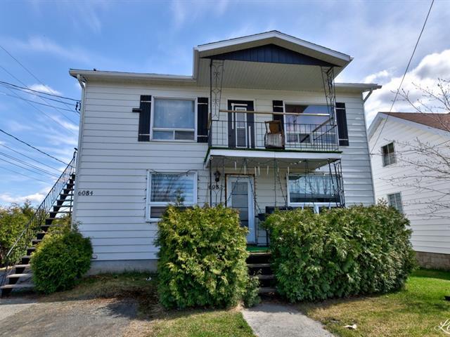 Duplex à vendre à Thetford Mines, Chaudière-Appalaches, 6082 - 6084, boulevard  Frontenac Est, 28522035 - Centris.ca