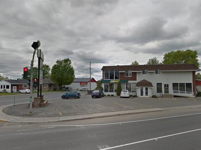Commercial building for sale in Princeville, Centre-du-Québec, 229 - 233, boulevard  Baril Ouest, 12343957 - Centris.ca