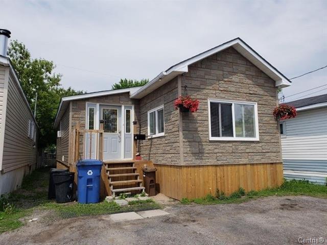 Maison mobile à vendre à Gatineau (Gatineau), Outaouais, 45, Rue  Marengère, app. 6, 10445082 - Centris.ca