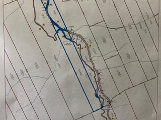 Land for sale in Sainte-Anne-des-Monts, Gaspésie/Îles-de-la-Madeleine, Rang 3 Tourelle, 21786797 - Centris.ca