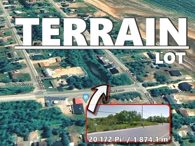 Land for sale in Sept-Îles, Côte-Nord, 750, Rue de la Rive, 9998701 - Centris.ca