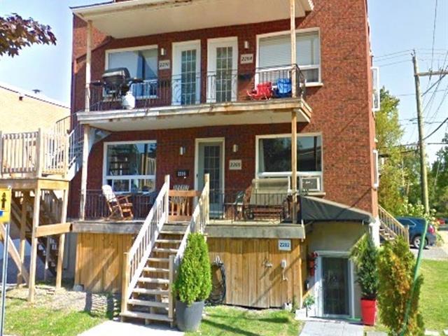 Quintuplex for sale in Québec (La Cité-Limoilou), Capitale-Nationale, 2200 - 2210, Avenue  De La Ronde, 26271950 - Centris.ca
