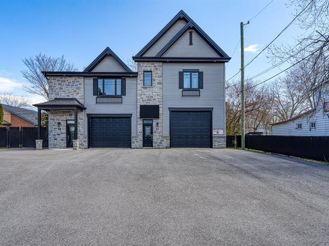 Duplex à vendre à L'Épiphanie, Lanaudière, 72 - 74, Rue  Charpentier, 10629608 - Centris.ca