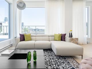 Condo / Appartement à louer à Montréal (Le Sud-Ouest), Montréal (Île), 400, Rue  Richmond, app. PH702, 15215804 - Centris.ca