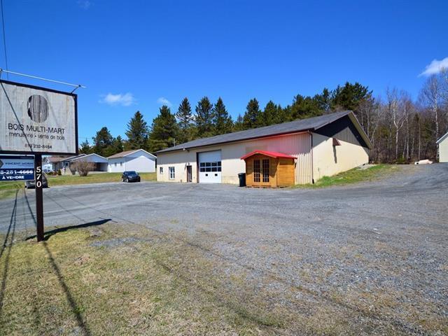 Bâtisse commerciale à vendre à Lac-Drolet, Estrie, 570, Rue  Principale, 21454346 - Centris.ca