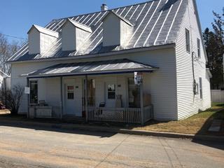 Duplex à vendre à Saint-Paulin, Mauricie, 2830 - 2832, Rue  Rabouin, 9646027 - Centris.ca