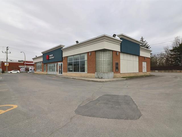 Bâtisse commerciale à louer à Laval (Auteuil), Laval, 5800, boulevard des Laurentides, 15811175 - Centris.ca