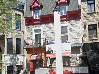 Local commercial à louer à Montréal (Ville-Marie), Montréal (Île), 1601, Rue  Saint-Denis, local 300, 11801661 - Centris.ca