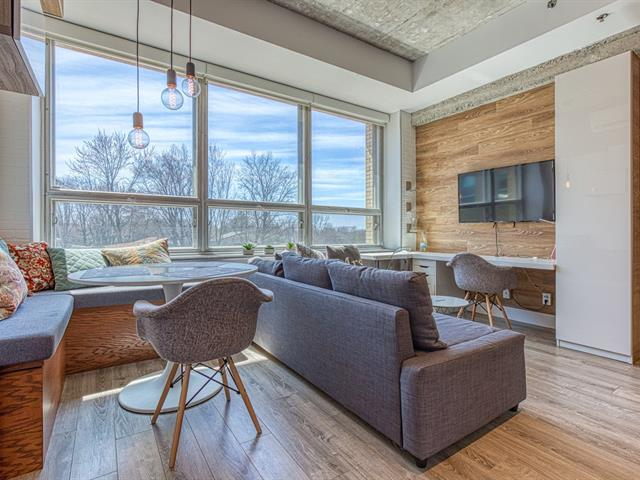 Loft / Studio à vendre à Québec (La Cité-Limoilou), Capitale-Nationale, 850, Avenue de Vimy, app. 325, 24492810 - Centris.ca