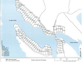 Terrain à vendre à Kipawa, Abitibi-Témiscamingue, Chemin  Chute-aux-Pins-Rouges, 17899691 - Centris.ca