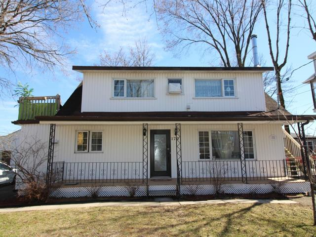 Duplex for sale in Québec (Charlesbourg), Capitale-Nationale, 170 - 172, 48e Rue Ouest, 11732826 - Centris.ca