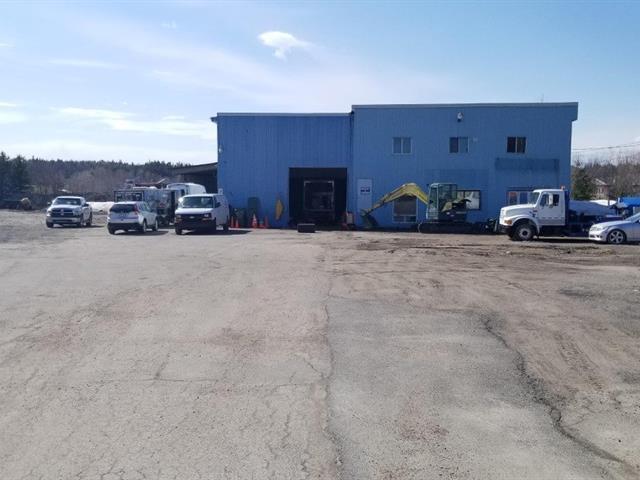 Industrial unit for rent in Saguenay (Jonquière), Saguenay/Lac-Saint-Jean, 4593, Chemin  Saint-Isidore, 18122995 - Centris.ca