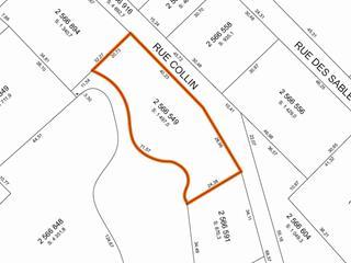 Terrain à vendre à Saint-Lin/Laurentides, Lanaudière, Rue  Collin, 22615913 - Centris.ca