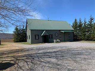 Hobby farm for sale in Sainte-Catherine-de-la-Jacques-Cartier, Capitale-Nationale, 178, Route  Saint-Denys-Garneau, 24546774 - Centris.ca
