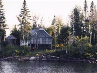 Chalet à vendre à Lac-Édouard, Mauricie, 1, Baie  Gull Rock, 23418740 - Centris.ca