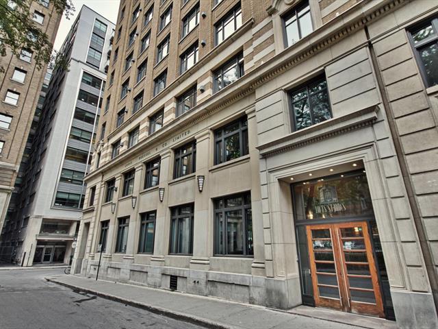 Condo / Appartement à louer à Montréal (Ville-Marie), Montréal (Île), 1449, Rue  Saint-Alexandre, app. 909, 9189434 - Centris.ca