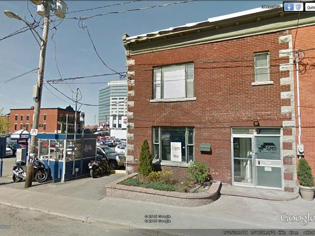 Commercial unit for rent in Gatineau (Hull), Outaouais, 33, Rue  Laval, 27312739 - Centris.ca