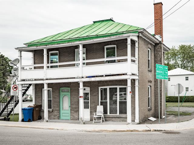 Triplex for sale in Saint-Gabriel, Lanaudière, 95 - 97, Rue  Michaud, 13886501 - Centris.ca