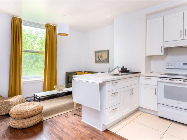 Condo / Apartment for rent in Montréal (Ville-Marie), Montréal (Island), 1212 - 1214, Rue du Fort, apt. 3, 19484544 - Centris.ca