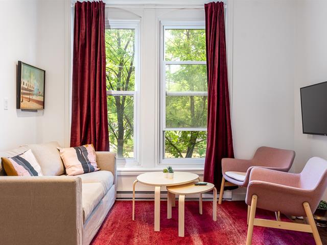 Condo / Appartement à louer à Montréal (Ville-Marie), Montréal (Île), 1212 - 1214, Rue du Fort, app. 2, 28298656 - Centris.ca