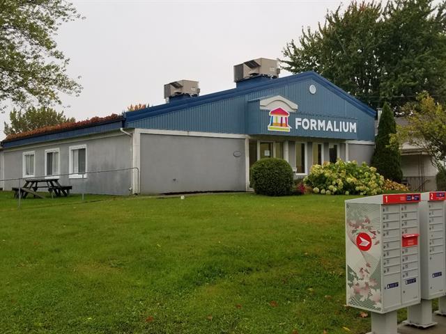 Commercial building for sale in Bécancour, Centre-du-Québec, 1130, Avenue des Violettes, 12069496 - Centris.ca